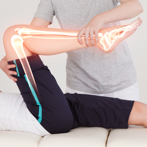 Physiotherapy joint pain treatment