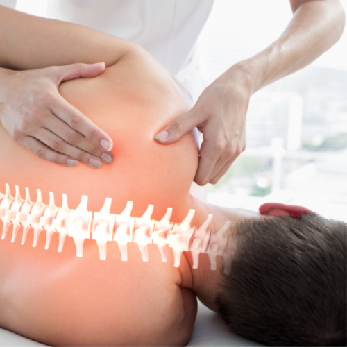 Physiotherapy neck and back pain treatments